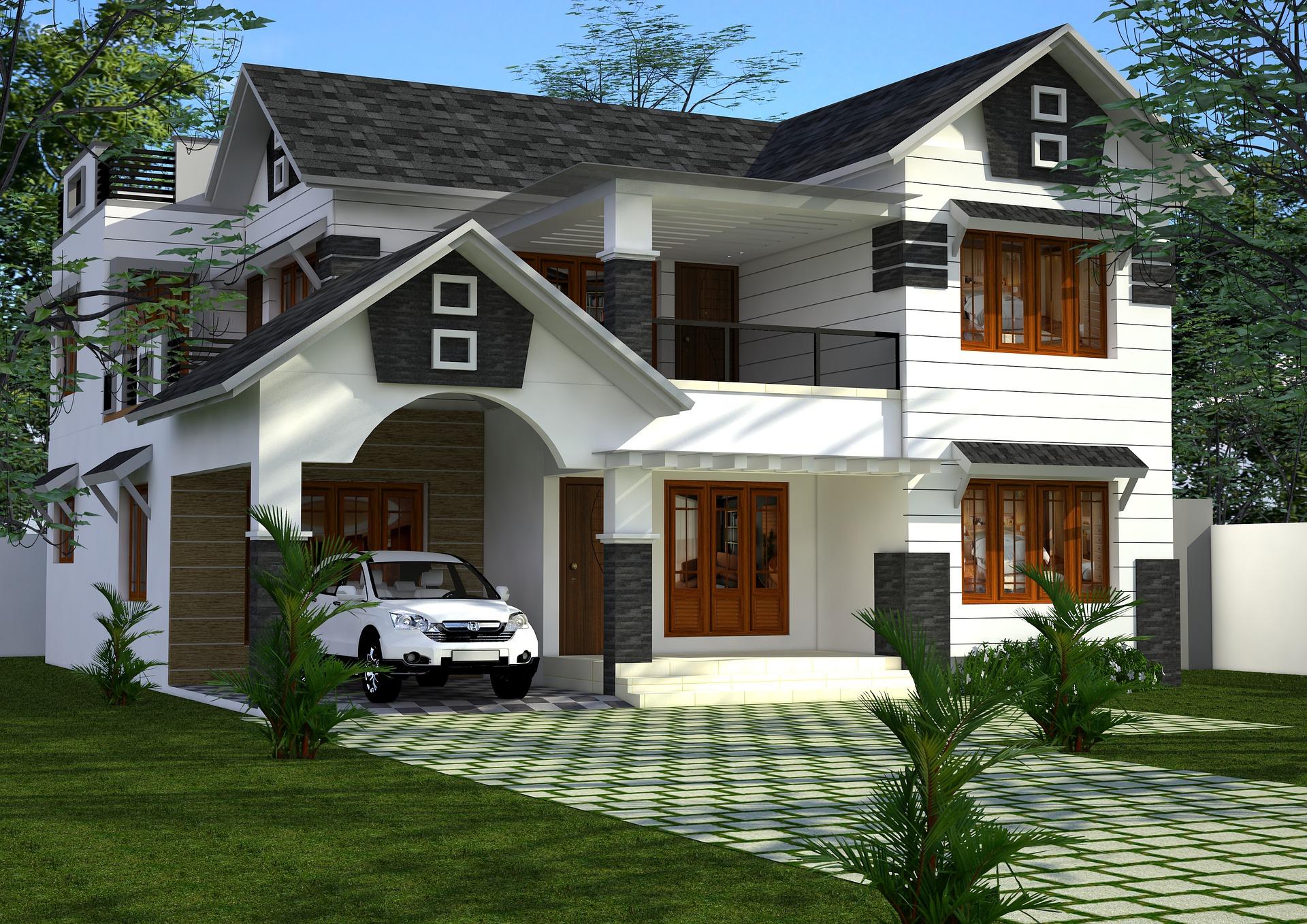 Domov projekt design