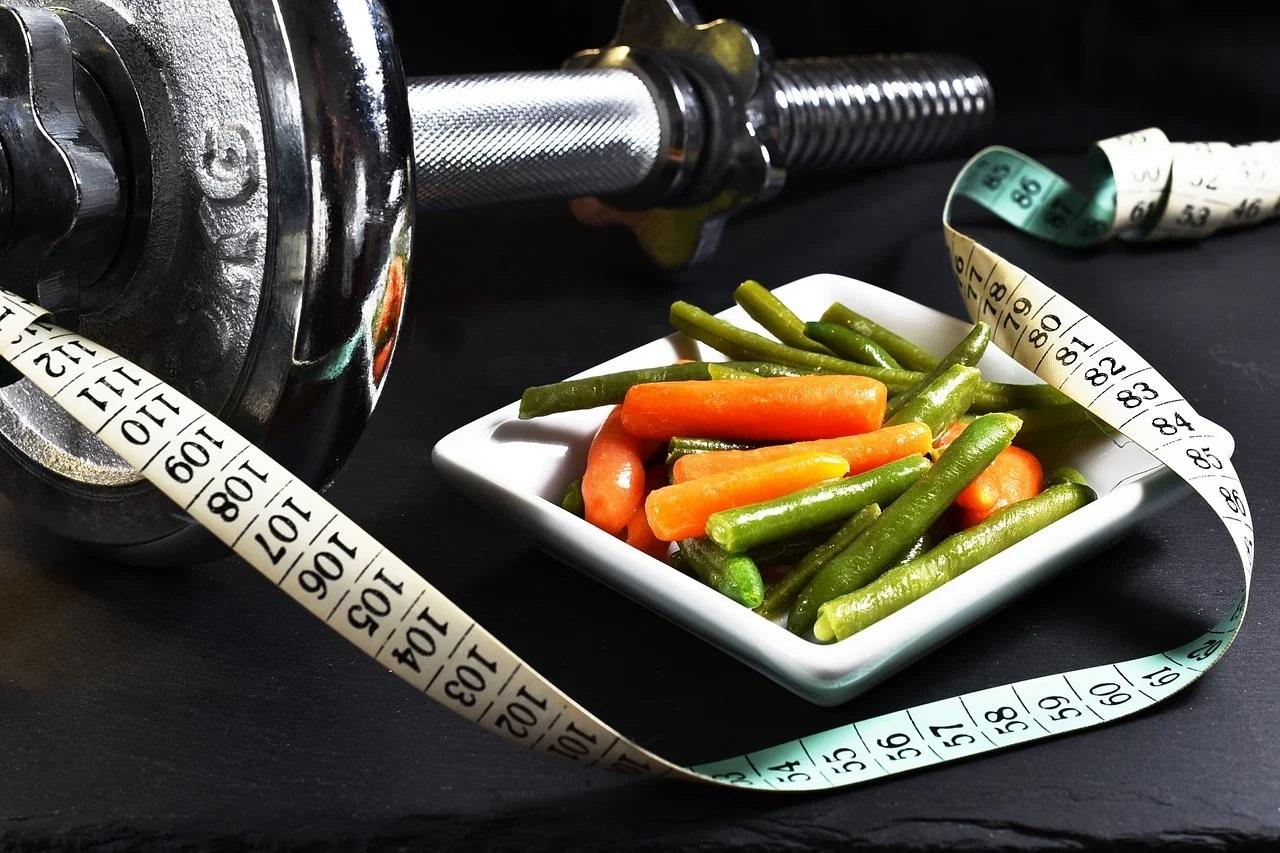 Zelenina a činka