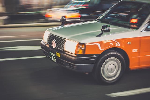 rychlá jízda