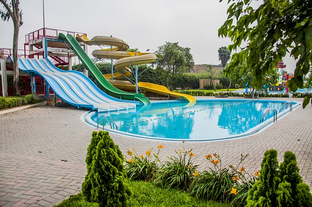 letní rekreace