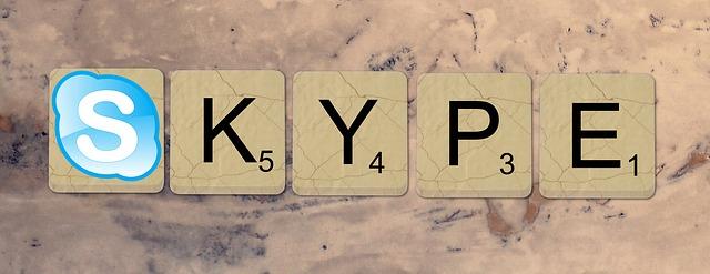 slovo skype